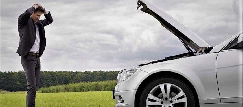 Comment réagir en cas d'une panne voiture ?