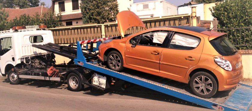 Que peut-on apprendre sur le service de remorquage de voiture ?